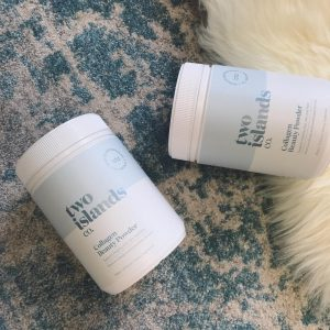 Collagen Beauty Powder and Pea Protein